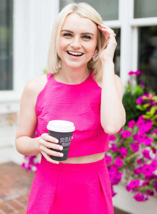 How To Style A Two Piece Set For Summer - Poor Little It Girl