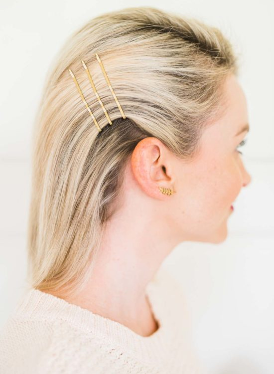 The 5 Must-Have Accessories For Short Hair - Poor Little It Girl