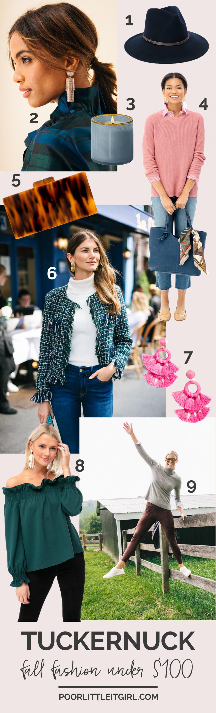 Tuckernuck Fall Fashion Under $100 - Poor Little It Girl